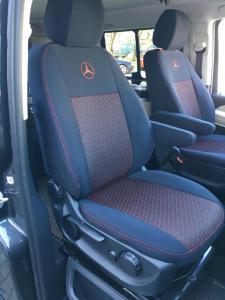 Mercedes V Marco Polo 4 místa design Premium + vzor 212/A