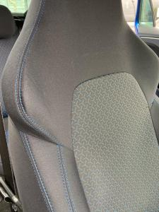 Škoda Kamiq sportovní sedadla design Exclusive vzor 63/A