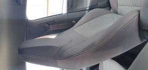 Škoda Rapid Monte Carlo design 41/A + dvojité prošití