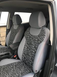 Nový Ssangyong Corando design Premium + vzor 206/B + prošití