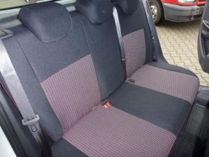 Opel Corsa E vzor č. 97 bok A + dvojité prošití
