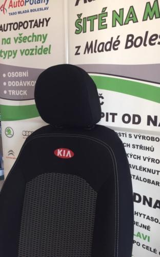 Nová Kia Ceed 2018 vzor č. 96 bok C